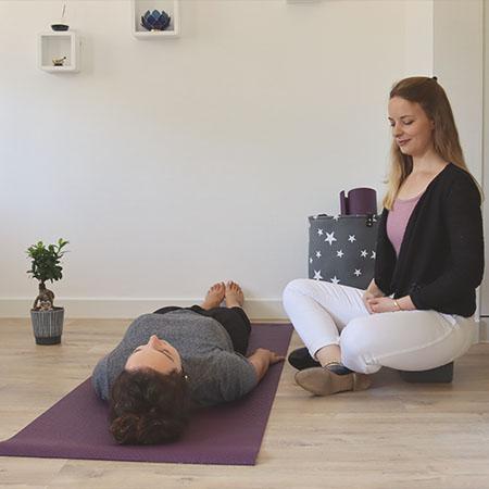 Yoga und Beratung